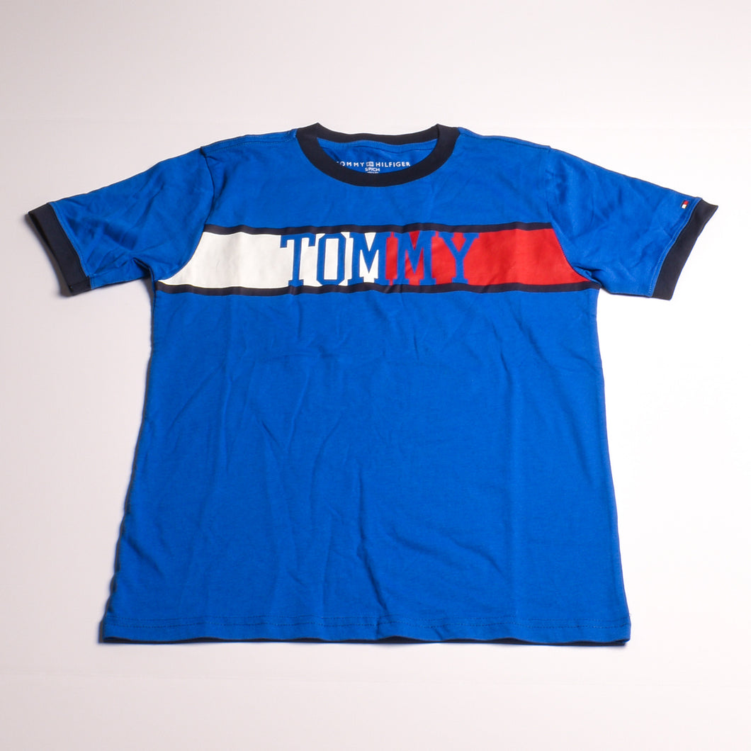 Boys Navy TH tshirt 7