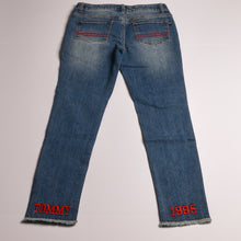 Load image into Gallery viewer, Tommy Hilfiger Girls Jeans -size 8-10 rdltr