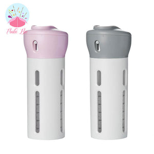 4-in-1 Travel Dispenser Bottle