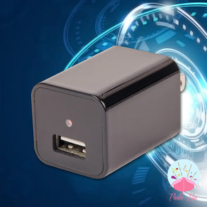 2-in-1 Dual USB Secure Charger