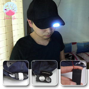 Bright Vision Tactical LED Cap