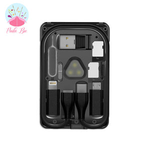 6-in-1 Multifunctional Cable Essentials