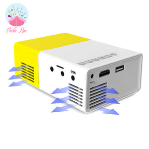 Portable Pocket Projector