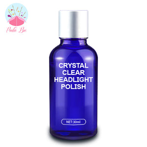 Crystal Clear Headlight Polish