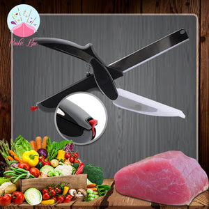 2-in-1 Kitchen SwiftChopper