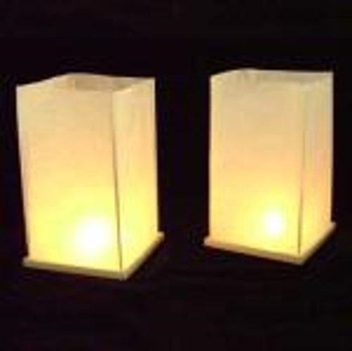 Floating Water - Table Lanterns (6 pack)