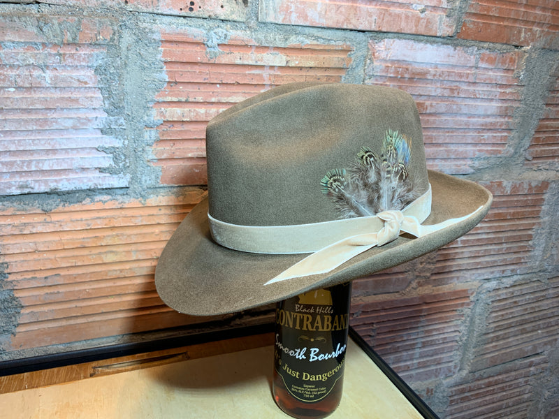 Black Hills Collection BB's Showtime Fedora Hat 10X