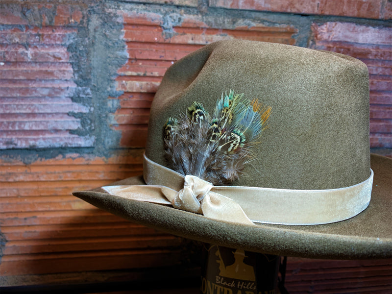 Black Hills 605 BB's Showtime Fedora Hat 20x