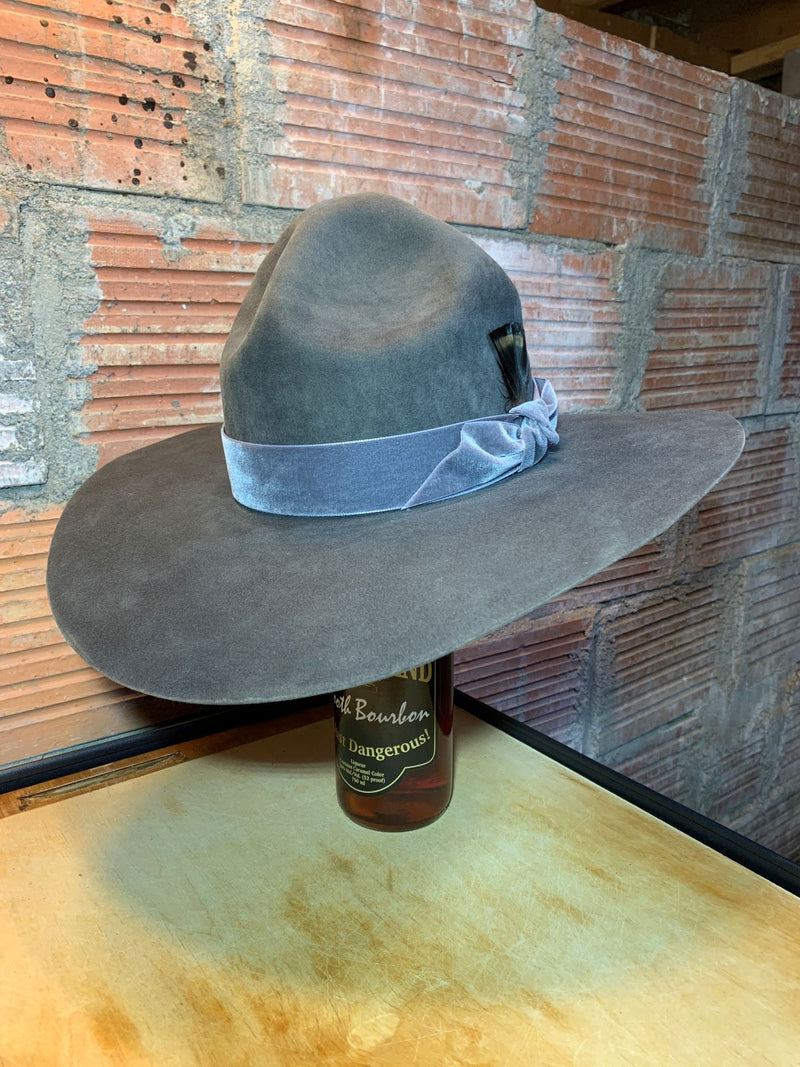 Black Hills 605 Slim Buttes Campaign Hat in Belly Hair