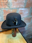 Black Hills 605 Hat Collection The Infamous Gem Mink Bowler Hat