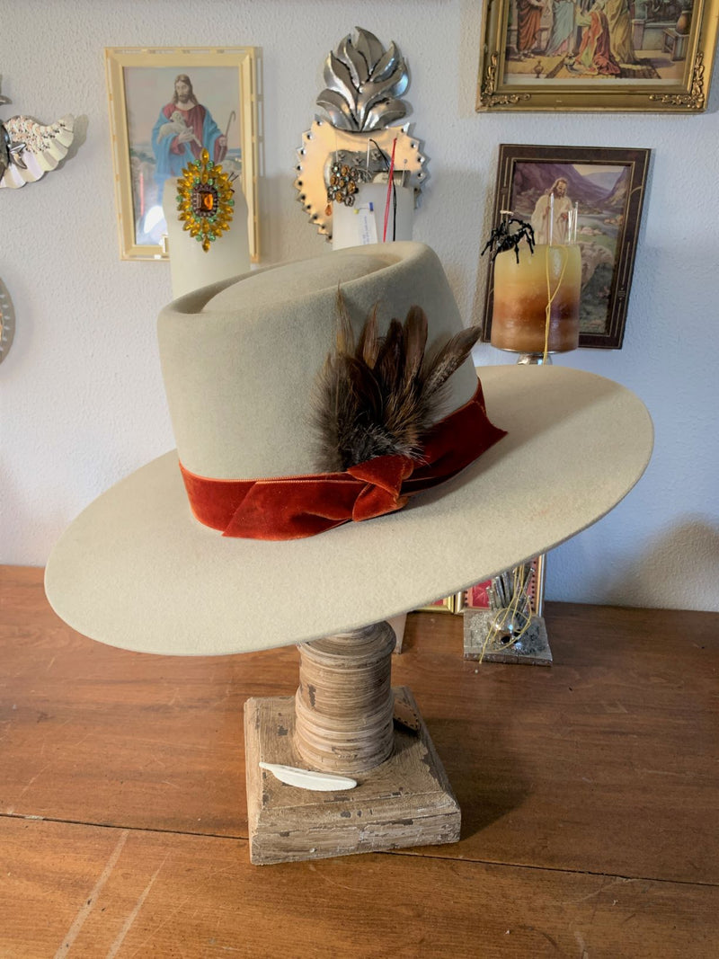 Black Hills 605 Be Legendary Bolero Handmade Hat 20X