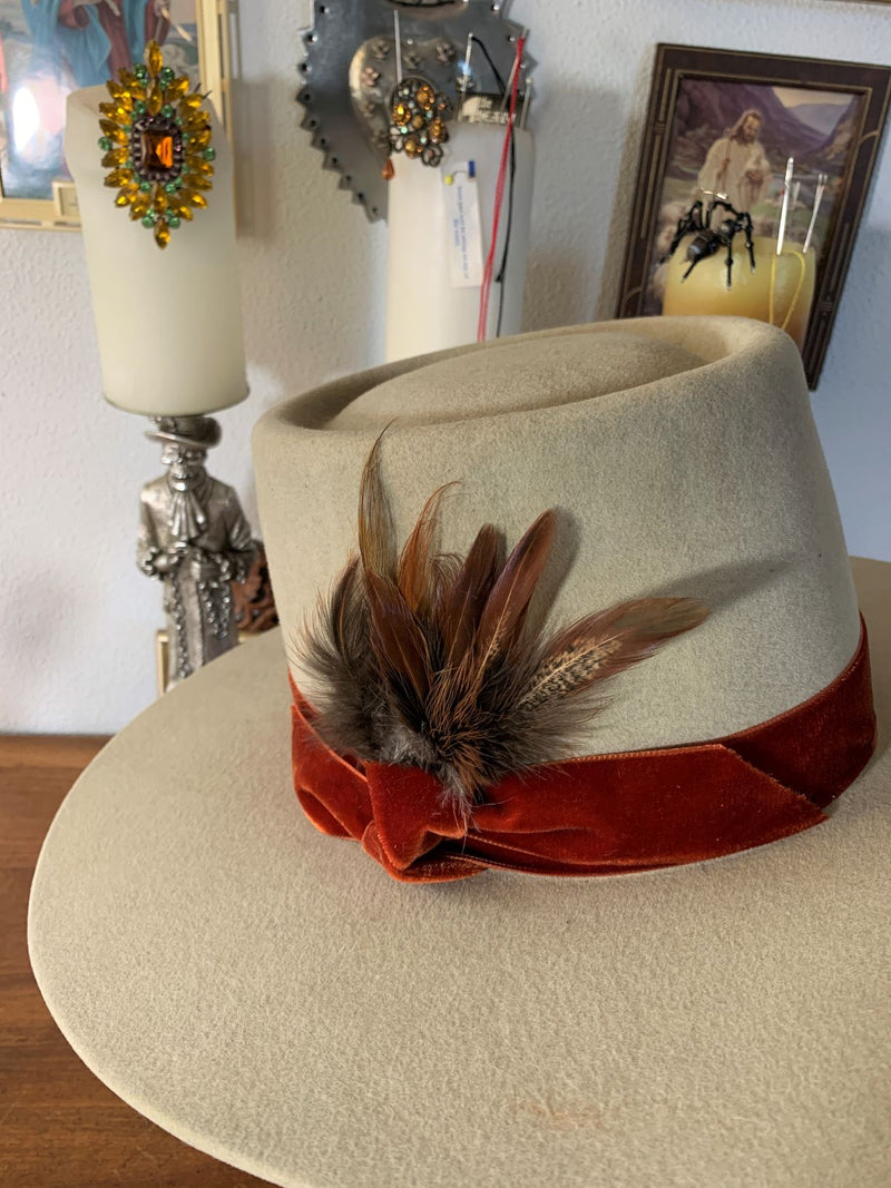 Black Hills 605 Hat Collection Belly Hair Be Legendary Bolero Hat