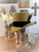 Black Hills 605 Hat Collection Belly Hair 1874 Expedition Top Hat