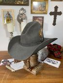 The Big Daddy Gus hat in Granite