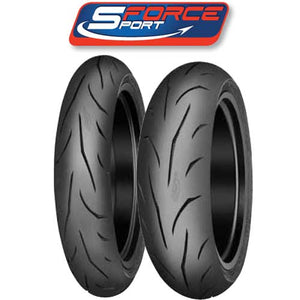 MITAS SPORT FORCE + MOTORCYCLE SPORT