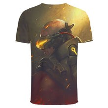 Soldier 76 AP03 All-Over Printing