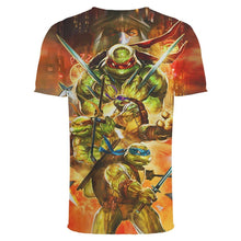 Teenage Mutant Ninja Turtles AP01 All-Over Printing
