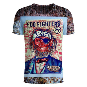 Foo Fighters All-Over Printing