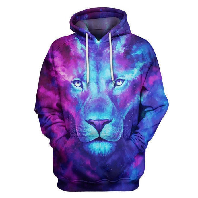 Galaxy Lion All-Over Printing