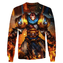 Garen All-Over Printing