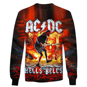 AC/DC All-Over Printing