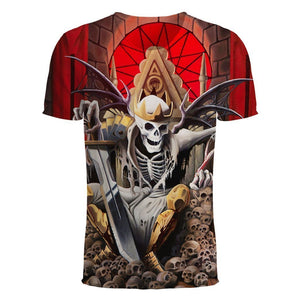 "Avenged Sevenfold ""Hail To The King"" All-Over Printing"