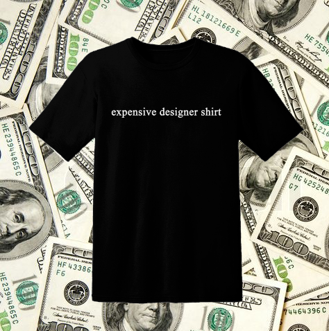 Expensive Designer Shirt