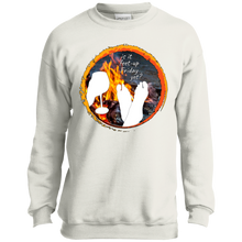 Load image into Gallery viewer, PC90Y Port and Co. Youth Crewneck Sweatshirt