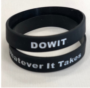 DOWIT Wristbands