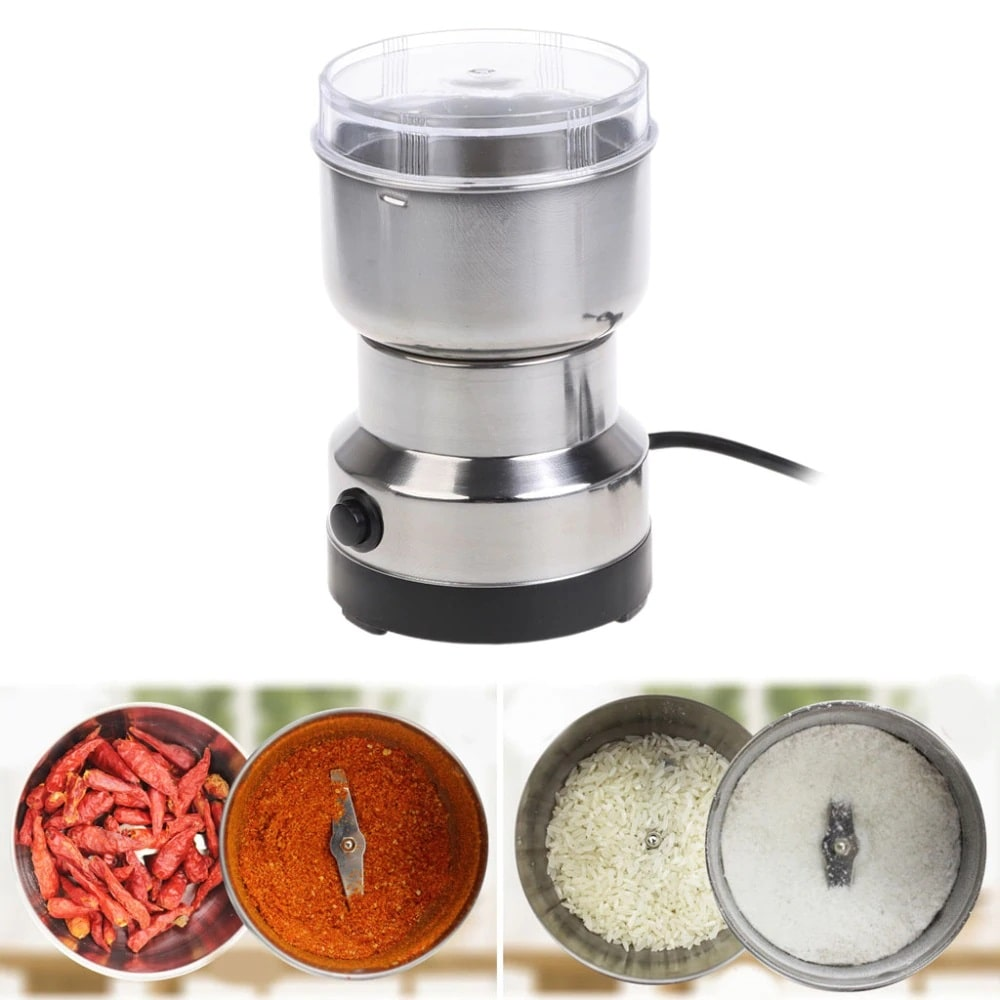 Electric Coffee & Spice Grinder!