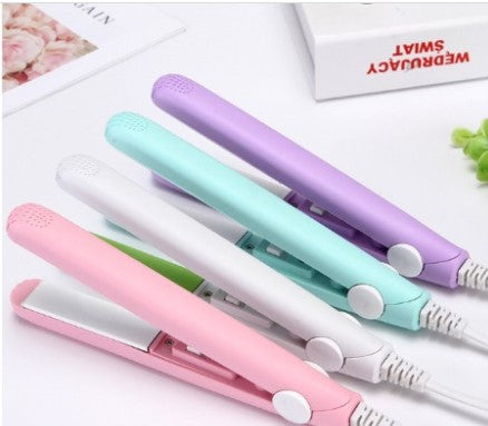 Mini Portable Hair Curl Straightener- Buy 1 Take 1 Free!