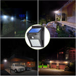 Solar Motion Sensor 20 LED : Buy 1, Take 2 Free