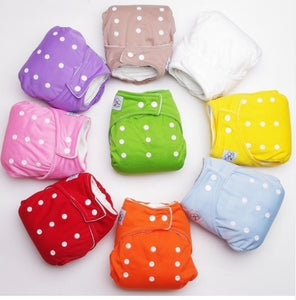 Washable Cloth Diaper Nappies with insert FREE!