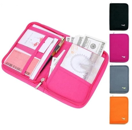PASSPORT-ORGANIZER - BUY 1, TAKE 1 FREE!!!
