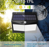 SOLAR 100 LED LIGHTS FOR OUTDOOR! 50 % OFF!