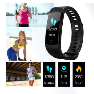 Smart Watch -wristband IP67 Waterproof : Buy 1 , Take 1 FREE Today only!