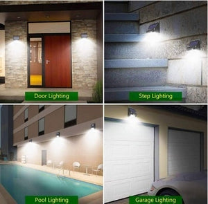 Solar Wall Light Outdoor, 20 LED: 50 % OFF TODAY!