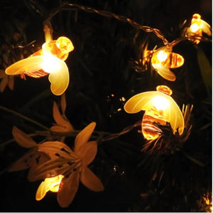 Waterproof Led String Light : Honey Bee: