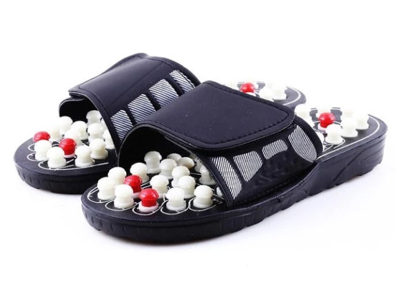 Acupressure Massage Slippers- 50 % OFF Today!