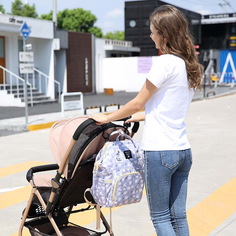 Backpack  Maternity Nappy Bags for Mummy - 50 % OFF TODAY !