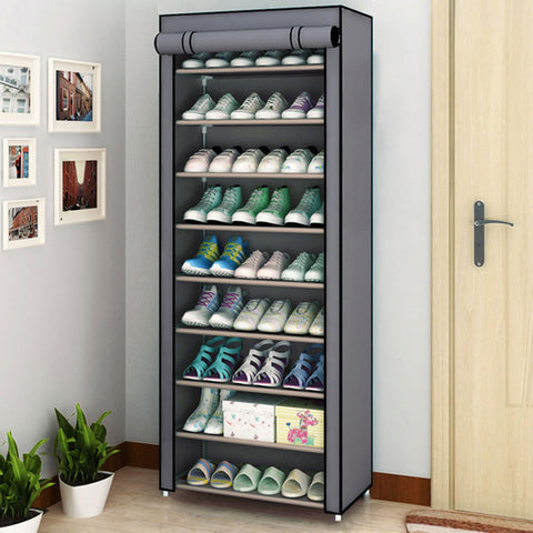 Multi-layer Shoe Cabinet - Oddites
