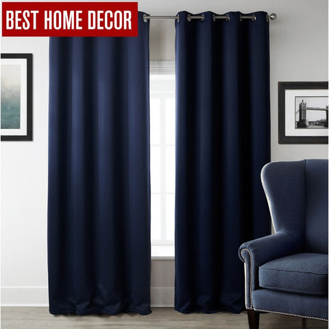 Modern Blackout Curtains - Oddites