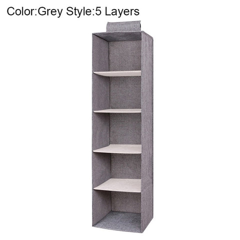 Hanging Storage Shelves - ixDecor