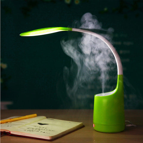Humidifier Desk Lamp - ixDecor