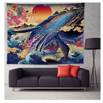 Japan Kanagawa Waves - ixDecor