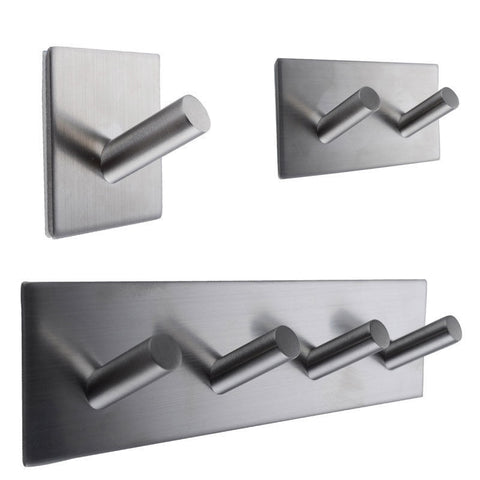 Steel Wall Hooks - ixDecor