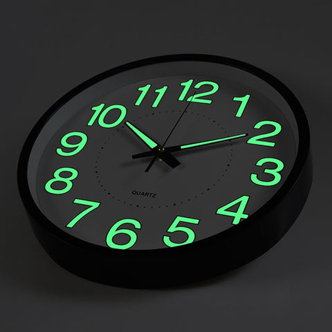 Luminous Clock - ixDecor