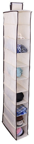 Ten Layer Hanging Storage - ixDecor