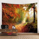 Natural Forest  Wall Tapestry - ixDecor