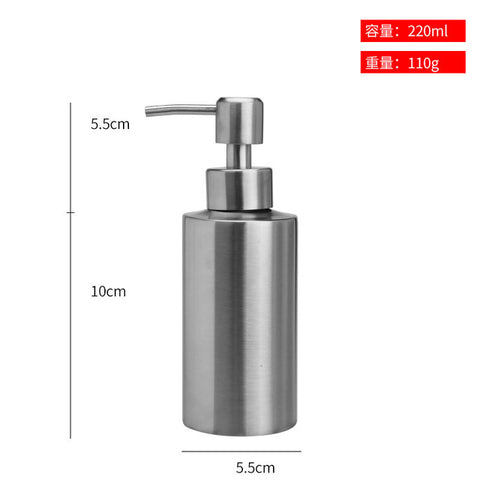 Stainless Steel Soap Dispensers - Oddites